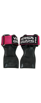 Versa Gripps(バーサグリップ) / Versa Gripps PRO Pink Lサイズ (約18〜20cm) - パワーグリップ トレーニングアクセサリー -