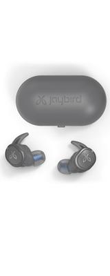 JayBird(ジェイバード) / RUN XT TRUE WIRELESS SPORT HEADPHONES (GRAY) スポーツ向け IPX7防水設計 Bluetooth対応完全ワイヤレスイヤホン 1大特典セット