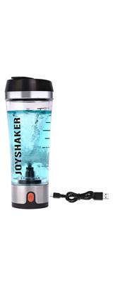 JOYSHAKER(ジョイシェイカー) / Electronic Protein Shaker - 電動 プロテインシェーカー 500mL USB充電式 -