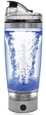 InstaShaker / Protein Shaker Bottle - 電動 プロテインシェーカー 600mL USB充電式 -
