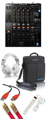 【期間限定】Pioneer(パイオニア) / DJM-900 NXS2 新生活応援キャンペーンセット 4大特典セット