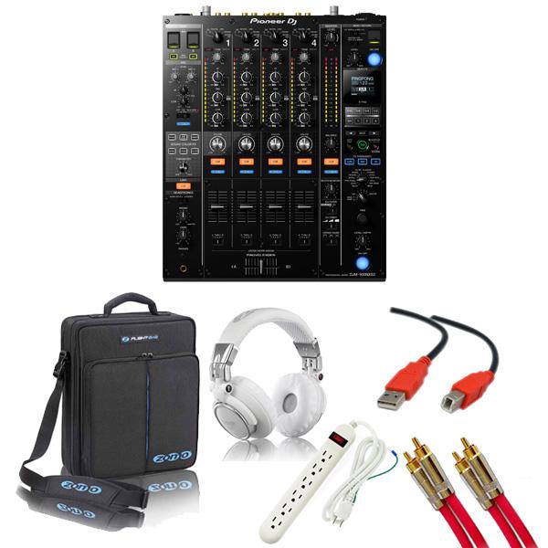 【期間限定】Pioneer(パイオニア) / DJM-900 NXS2 新生活応援キャンペーンセット