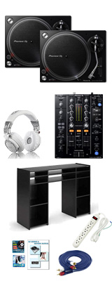 【限定10台】PLX-500-K / DJM450 オススメセッティングBセット【新生活応援キャンペーン】『セール』 10大特典セット