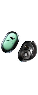 Skullcandy(スカルキャンディ) / Push (Psycho Tropical) IPX4防滴仕様 Bluetooth対応 完全ワイヤレスイヤホン 1大特典セット