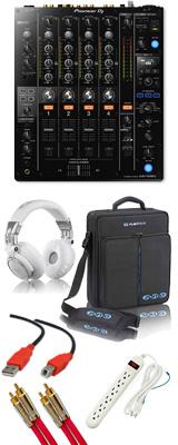 【期間限定】Pioneer(パイオニア) / DJM-750 MK2 新生活応援キャンペーンセット 4大特典セット