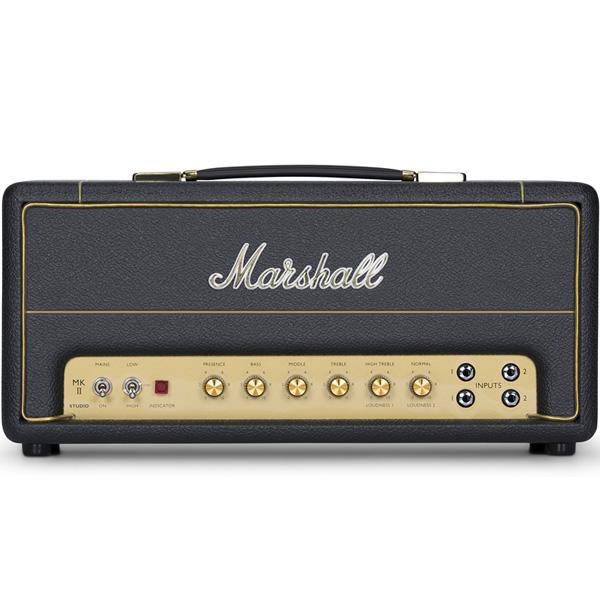 Marshall(マーシャル) /  Studio Vintage(1959タイプ) SV20H - アンプヘッド ギターアンプ - 【2月27日発売予定】※まだ予約は受け付けておりません。
