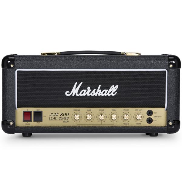 Marshall(マーシャル) /  Studio Classic(JCM800タイプ) SC20H - アンプヘッド ギターアンプ - 【2月27日発売予定】※まだ予約は受け付けておりません。