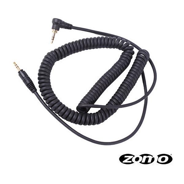 Zomo(ゾモ) / HD-1200用 交換カールコード / ケーブル (Black)