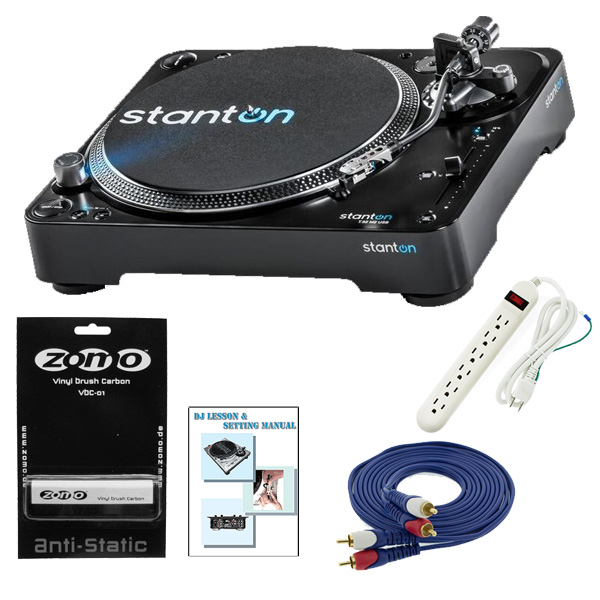 【レコードクリーナープレゼントキャンペーン】 Stanton(スタントン) / T.92 M2 USB / Zomoレコードクリーナーセット