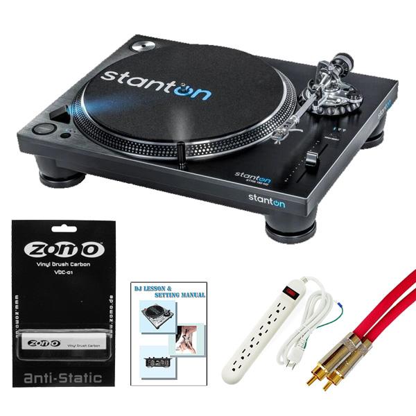 【レコードクリーナープレゼントキャンペーン】 Stanton(スタントン) / STR8.150 M2 / Zomoレコードクリーナーセット