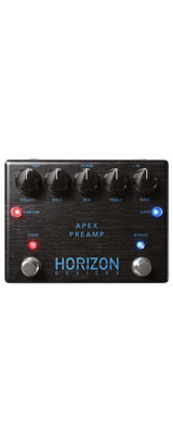 Horizon Devices / Apex Preamp - プリアンプ キャビネットシミュレーター - 【発売日未定】 ※まだ予約は受け付けておりません。