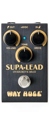 Way Huge(ウェイヒュージ) / Mini WM31 Supa-Lead - オーバードライブ -  《ギターエフェクター》 1大特典セット