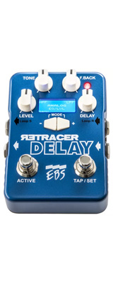 EBS(イービーエス) / ReTracer Delay workstation - ディレイ ワークステーション - 【発売日未定】 ※まだ予約は受け付けておりません。