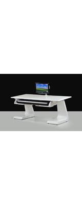 Zaor(ザオール) / Idesk Key 88 White - DTMテーブル / 音楽スタジオデスク / スタジオワークステーション - ※個別受注生産(納期:約4ヶ月) ※送料別途お見積もり