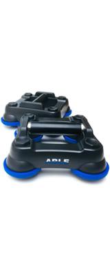 Fitness Hardware(フィットネスハードウェア) / ABLE(Blue) [スパイダーマッチョ] - フリーフローティング・ローラー 腹筋ローラー -