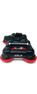 Fitness Hardware(フィットネスハードウェア) / ABLE(Red) [スパイダーマッチョ] - フリーフローティング・ローラー 腹筋ローラー - 【納期未定】