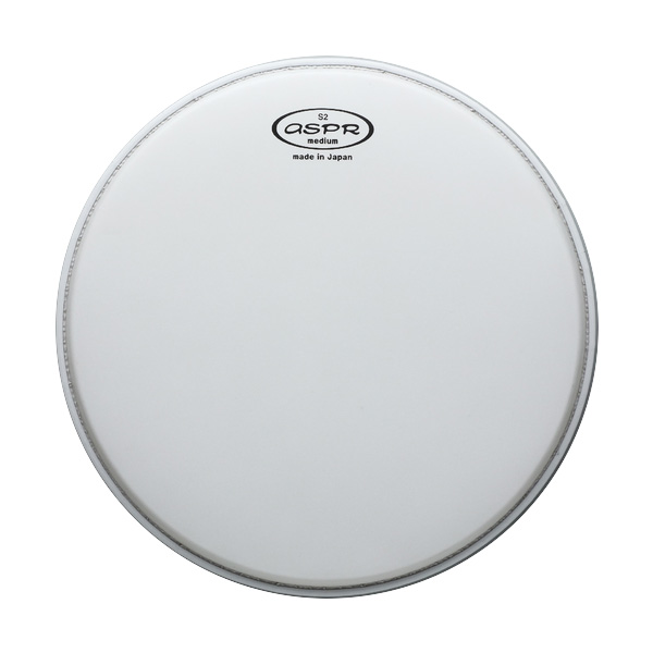 aspr(アサプラ) / 2PLY drumhead S2 series Coated Heavy Type 12インチ  [S2CH12] 2プライ ドラムヘッド
