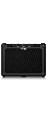 IK Multimedia(アイケーマルチメディア) / iRig Micro Amp - iOS/USB対応 デジタルインターフェイス内蔵 ギターアンプ -
