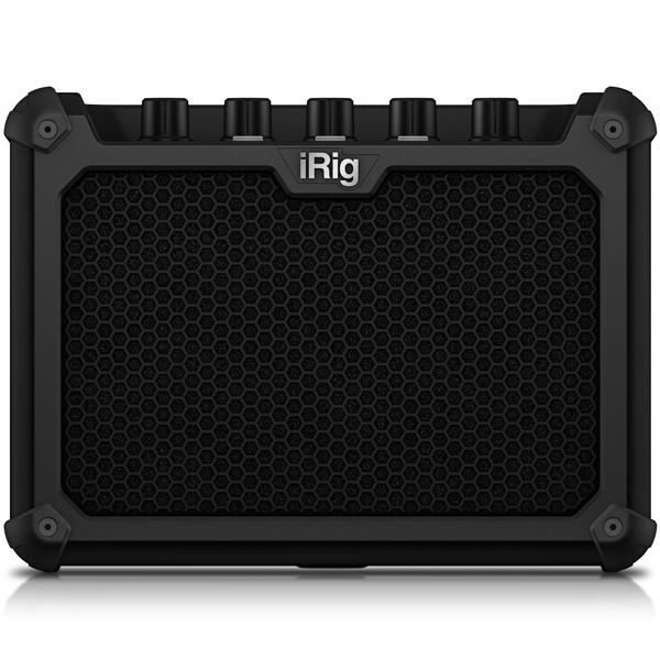 IK Multimedia(アイケーマルチメディア) / iRig Micro Amp - ギターアンプ iOS/USB対応 デジタルインターフェイス内蔵 - 【4月上旬発売予定】