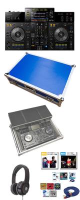 Pioneer(パイオニア) / XDJ-RR フライトケース (ブルー) 激安定番モバイルAセット 12大特典セット