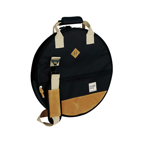TAMA(タマ) / TCB18BK [POWERPAD DESIGNER COLLECTION Cymbal Bag] 18インチまで収納可能 シンバルバッグ