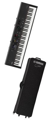 【純正ケースセット】 YAMAHA(ヤマハ) / CP88 SC-CP88 - 88鍵ステージピアノ - 1大特典セット