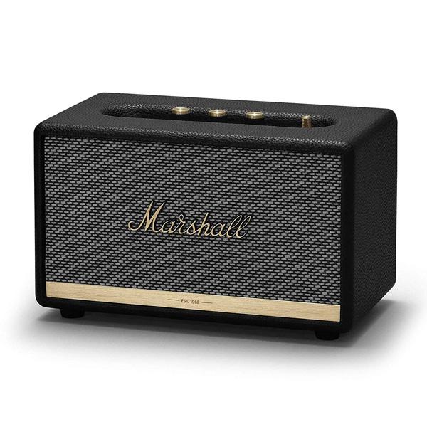 Marshall(マーシャル) / ACTON II (BLACK) Bluetooth対応 ワイヤレススピーカー 2大特典セット