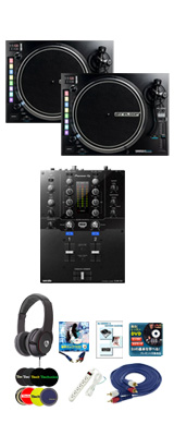 RP-8000 MK2 / DJM-S3 オススメBセット 9大特典セット