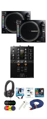RP-8000 MK2 / DJM-250mk2 オススメBセット 9大特典セット