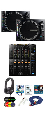 RP-8000 MK2 / DJM-750MK2 オススメBセット 9大特典セット