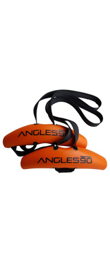 Angles90 / Angles90 (グリップ2点 + カラビナ1点) トレーニング用アタッチメント チンニング(懸垂) デッドリフト ラットプルダウン トレーニング効果アップ ケガの抑制 (アングルスナインティ