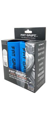 Fat Gripz(ファットグリップズ) / ORIGINAL(Blue) Ultimate Arm Builder ダンベルカール バーベルカール ラットプルダウン