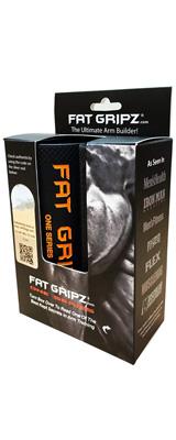 Fat Gripz(ファットグリップズ) / ONE(Black) Ultimate Arm Builder ダンベルカール バーベルカール ラットプルダウン