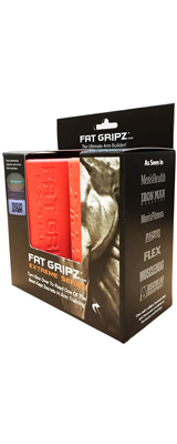 Fat Gripz(ファットグリップズ) / EXTREME(Orange) Ultimate Arm Builder ダンベルカール バーベルカール ラットプルダウン