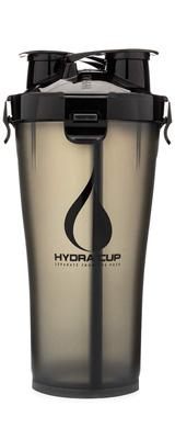Hydra Cup / HYDRA36 (Stealth Black) 36オンス(約1050mL) Dual Threat Shaker Bottle プロテイン シェーカー ボトル ヒドラカップ