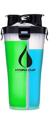Hydra Cup / HYDRA36 (OG Clear/Black) 36オンス(約1050mL) Dual Threat Shaker Bottle プロテイン シェーカー ボトル ヒドラカップ