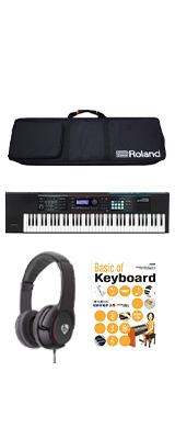 【10円パワーアップセット】Roland(ローランド) / JUNO-DS76 - 76鍵 シンセサイザー - 5大特典セット