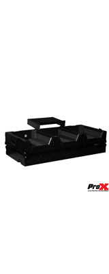 ■ご予約受付■ ProX / XS-CDM2000WLTBL 【Pioneer CDJ-2000NXS2 x2 + Pioneer DJM-900 対応】 スライド式PC棚付きフライトケース