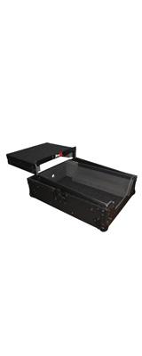 ■ご予約受付■ ProX / XS-M12LTBL 【大型DJミキサー1台収納可能(スライド式PC棚付)】 フライトケース