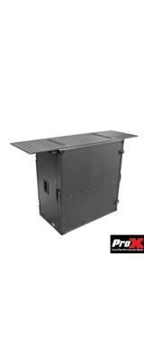 ■ご予約受付■ ProX / XS-DJSTNBL 折りたたみ式DJテーブル