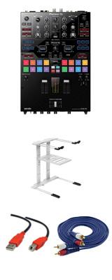 Pioneer(パイオニア) / DJM-S9 折りたたみラップトップスタンド付きセット - SERATO DJ専用2CHミキサー- 3大特典セット