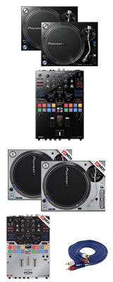 Pioneer(パイオニア) / PLX-1000 / DJM-S9 専用スキン  SSイメージカラーセット 1大特典セット