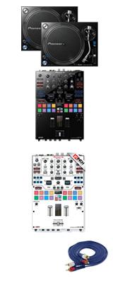 Pioneer(パイオニア) / PLX-1000 / DJM-S9 専用スキン  BNイメージカラーセット 1大特典セット