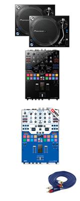 Pioneer(パイオニア) / PLX-1000 / DJM-S9 専用スキン  OMイメージカラーセット 1大特典セット
