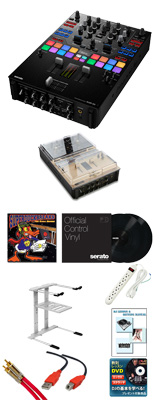 Pioneer(パイオニア) / DJM-S9 バトルDJ向けフルセット【コントロールバイナル&バトブレ付き】 9大特典セット