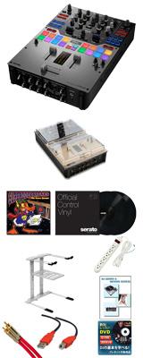 Pioneer(パイオニア) / DJM-S9-S バトルDJ向けフルセット【コントロールバイナル&バトブレ付き】 9大特典セット