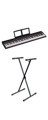 【X型スタンドセット】 Roland(ローランド) / GO:PIANO88 ( GO-88P ) 88鍵盤 - キーボード - 1大特典セット