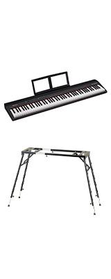 【4つ足スタンドセット】 Roland(ローランド) / GO:PIANO88 ( GO-88P ) 88鍵盤 - キーボード - 1大特典セット