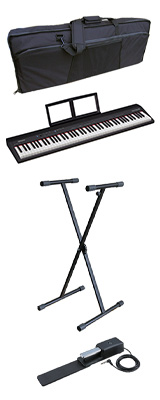 【オススメAセット】 Roland(ローランド) / GO:PIANO88 ( GO-88P ) 88鍵盤 - キーボード - 1大特典セット