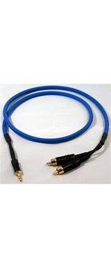 世界標準・世界1のケーブル Belden(ベルデン) / 8412 RCA/ミニステレオプラグ  長さ:50cm